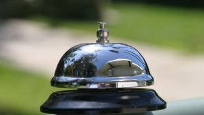 Reception Desk Bell