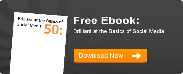 Free Ebook: Brilliant at the Basics of Social Media