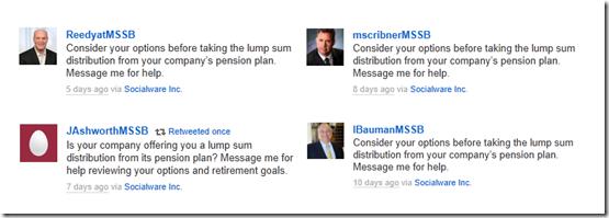 Morgan Stanley Twitter Financial Advisors